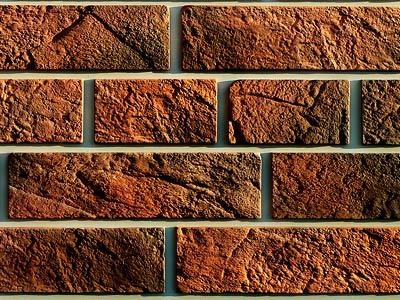 Супер-ремонт своими руками с помощью доступных материалов: плитка под кирпич для внутренней отделки стен