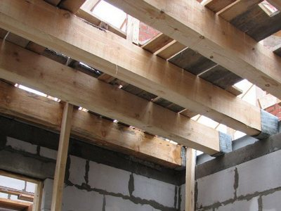 Строительные деревянные ригеля