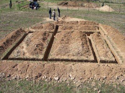 Подготовка земельного участка к строительству