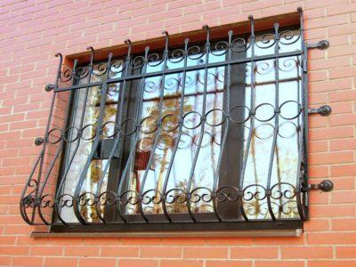 Как защититься от воров и грабителей: выбираем и устанавливаем решетки на окнах первого этажа