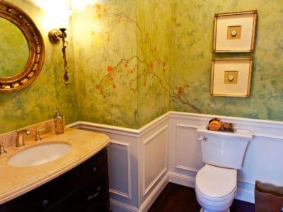 Современные идеи: покраска стен в квартире своими руками