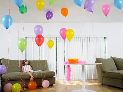 Создаем праздничное настроение для любимого чада: как украсить комнату к дню рождения ребенка своими руками
