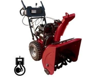 Выбираем надежный агрегат: лучшая снегоуборочная машина - бензиновая самоходная или на гусеничном ходу