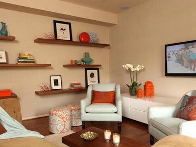 Дешево и со вкусом: устанавливаем вместо громоздкой мебели оригинальные полки на стену в интерьере - фото готовых идей