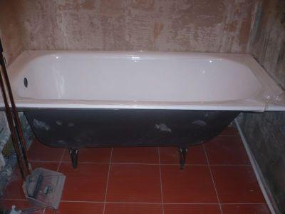 Узнаем габариты главной составляющей ванной комнаты: сколько весит чугунная ванна советского производства и каковы ее размеры