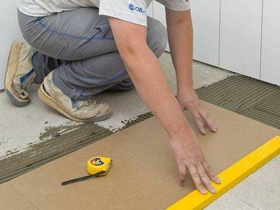 Ремонт своими руками: как класть плитку на гипсокартон и главные моменты подготовки к процессу кладки кафеля