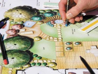 Планирование ландшафтного дизайна
