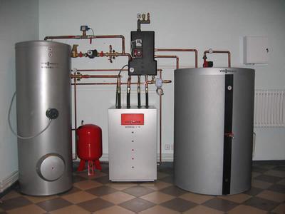 Автономная электрическая система отопления