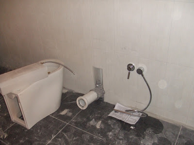 Как подсоединить главную конструкцию в санузле - гигиенический душ для унитаза со смесителем