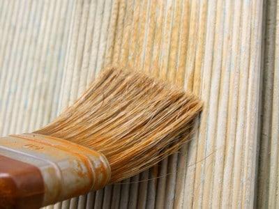 Отбеливание древесины от черной плесени