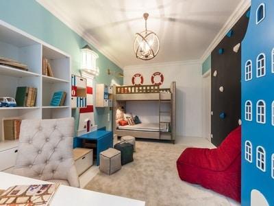 Комната детская для мальчиков