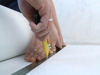 Правильная поклейка обоев на флизелиновой основе и фотообоев своими руками