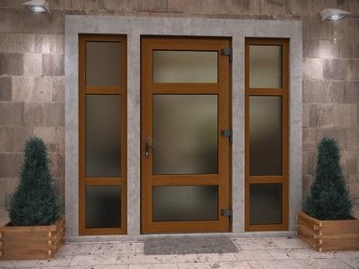 Деревянные входные двери для частного дома: выбираем наружную утепленную конструкцию с учетом советов от мастеров