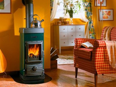 Преимущества котлов на дровах для дома