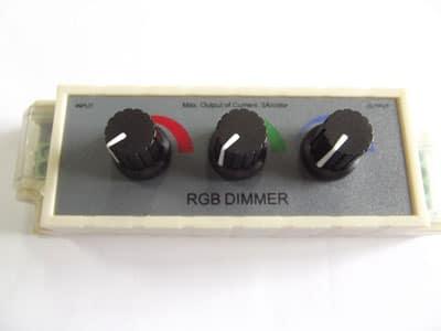 Устанавливаем своими руками диммер для светодиодной ленты с блоком управления
