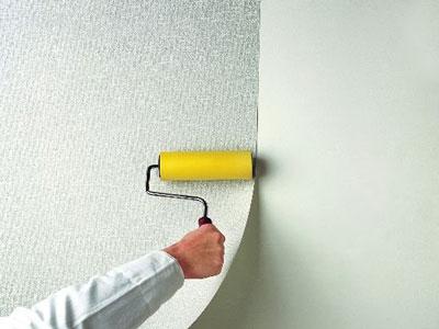 Выбор материалов для отделки внутренних стен: обои под покраску - плюсы и минусы декоративного настенного покрытия