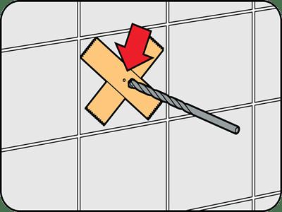 Ремонт без потерь: видео инструкция - как просверлить кафельную плитку, чтобы не треснула дорогая облицовочная деталь