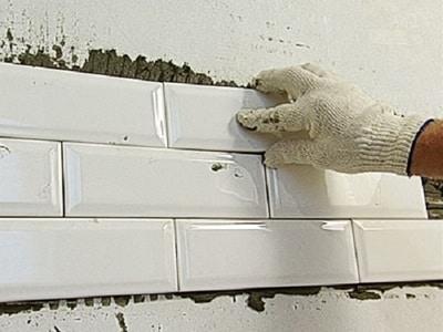 Керамическая плитка кабанчик на фартук кухни: описание, размеры, виды укладки
