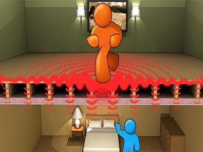 Функции звукоизоляции для натяжного потолка