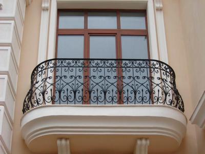 Конструкция балкона