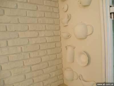 Стеновые панели под кирпич для внутренней отделки стен