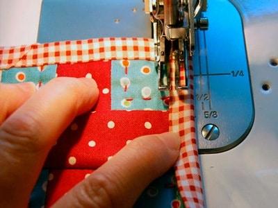 Лоскутное шитье своими руками
