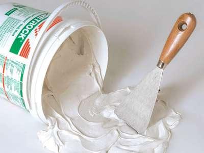 Полимерная финишная шпатлевка