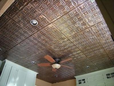 Каким должен быть потолок на кухне