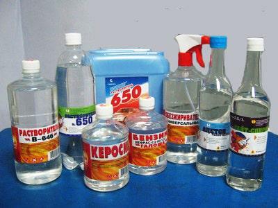 Как правильно использовать уайт-спирт: технические характеристики и инструкция по применению растворителя