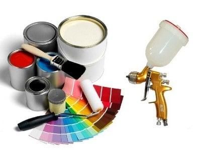 Краска для краскопульта