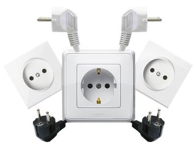 Правильная установка выключателей по евростандарту: какой должна быть высота розетки от пола