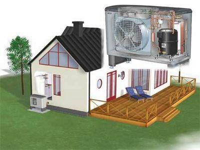 Готовимся к холодам - как работает тепловой насос для отопления дома, цены на устройство и его монтаж
