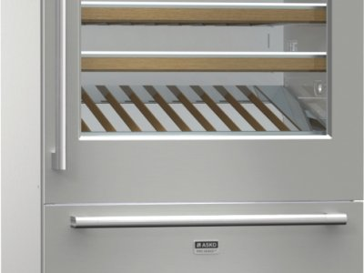 Обустройство кухонного пространства: встраиваемый холодильник - выбор по глубине и ширине