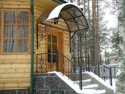Отделочные работы перед входной дверью своими руками: тамбур в частном доме - дизайн, фото