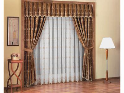 Как выбрать шторы в гостиную в современном стиле и как сшить их своими руками