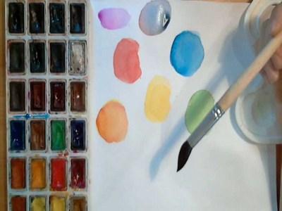 Сам себе маляр: как сделать фиолетовый цвет своими руками из гуаши и других видов красителей