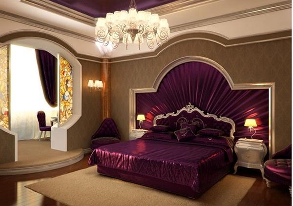 Как оформить дизайн спальни