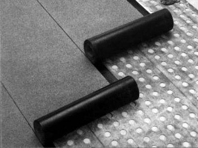 Знакомство с кровельным материалом - рубероид: размеры рулона и другие технические характеристики