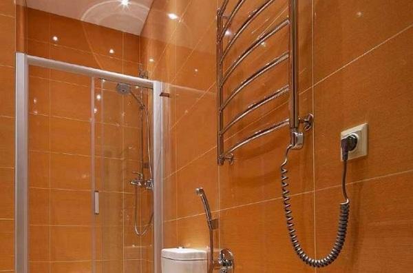 Электро сушилки в ванну