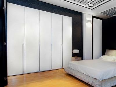 Дизайн шкафов в спальню