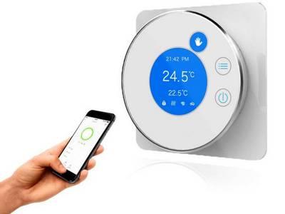 Электронные терморегуляторы для отопления