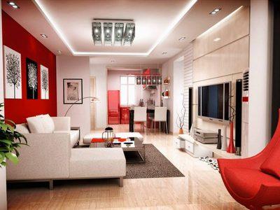 Идеи для гостиной комнаты