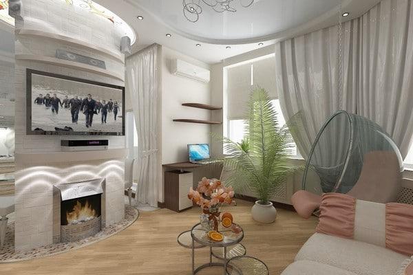 Стильные интерьеры в современном стиле