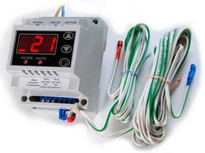 Как отрегулировать терморегулятор на котле