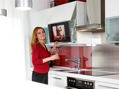 Телевизор для кухни с хорошим углом обзора