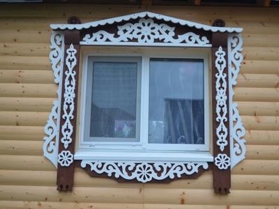 резные наличники на окна своими руками шаблоны