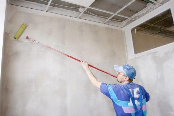 как подготовить стены под обои