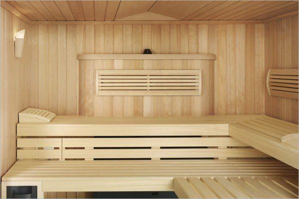 полок осина для бани