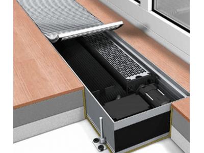 как сделать вентиляцию в подоконнике
