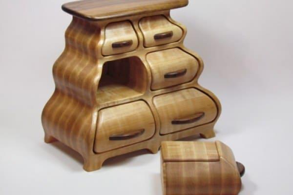 красивые шкатулки из дерева